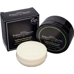 Edwin Jagger Limes & Pomegranate Shaving Soap Travel Pack 6g