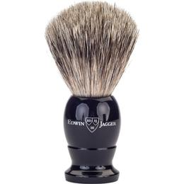 Edwin Jagger Shaving Brush Ebony Best Badger