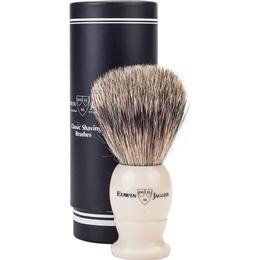 Edwin Jagger Shaving Brush Ivory Best Badger