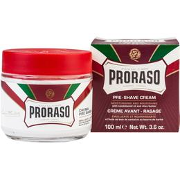 Proraso Pre-Shave Cream Nourishing Sandalwood and Shea Butter 100ml