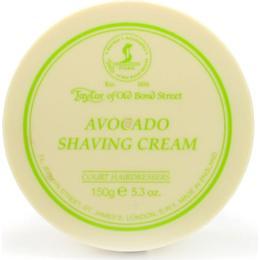 Taylor of Old Bond Street Avocado Shaving Cream 15g