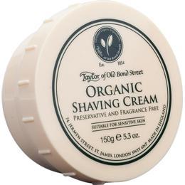 Taylor of Old Bond Street Organic Shaving Cream 15g
