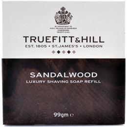 Truefitt & Hill Sandalwood Luxury Shaving Soap 99g Refill
