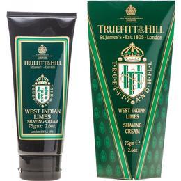 Truefitt & Hill West Indian Limes Shaving Cream Tube 7g