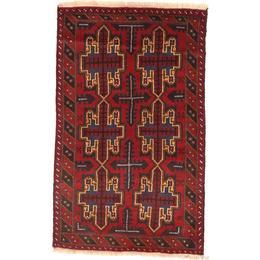 CarpetVista RXZA65 Beluch (85x141cm) Flerfärgad