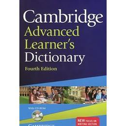 Cambridge Advanced Learner's Dictionary (Pocket, 2013)