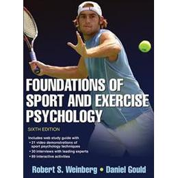 Foundations of Sport and Exercise Psychology (Inbunden, 2014)