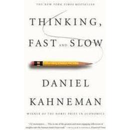 Thinking, Fast and Slow (Häftad, 2013)