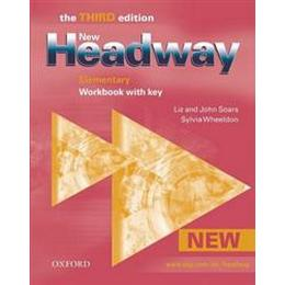New Headway: Elementary Third Edition: Workbook (With Key) (Häftad, 2006)