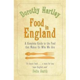 Food in England (Häftad, 2009)