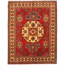 CarpetVista NAZ383 Kazak (155x198cm) Flerfärgad
