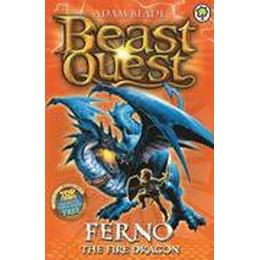 Beast Quest: Ferno the Fire Dragon (Storpocket, 2007)