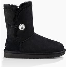 UGG Bailey Button Bling - Black