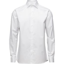 Oscar Jacobson Hawk Slim Shirt - White