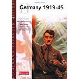 Heinemann Advanced History: Germany 1919-45 (Häftad, 2000)