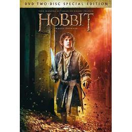Hobbit 2 - Smaugs ödemark (2DVD) (DVD 2013)