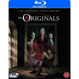 The Originals: Säsong 1 (4Blu-ray) (Blu-Ray 2013)