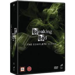 Breaking bad: Complete series (21DVD) (DVD 2014)