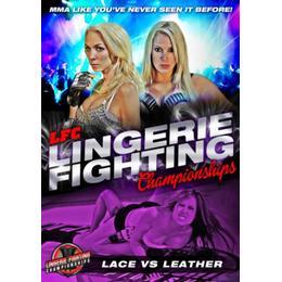 Lingerie Fighting Championships (DVD) (DVD 2014)