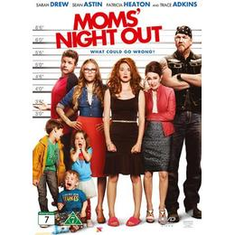 Mom's night out (DVD) (DVD 2014)