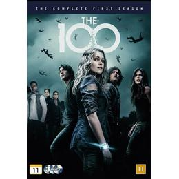 The 100: Säsong 1 (3DVD) (DVD 2014)