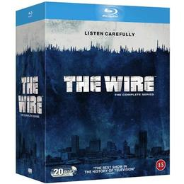 The wire: Complete collection (20Blu-ray) (Blu-Ray 2015)