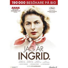 Jag är Ingrid (DVD) (DVD 2015)