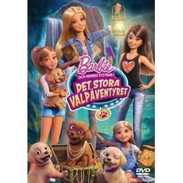 Barbie: Hennes systrar i det stora valpäventyre (DVD) (DVD 2015)