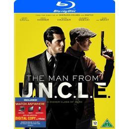 The Man from U.N.C.L.E. (Blu-ray) (Blu-Ray 2015)