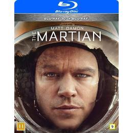The Martian 3D (Blu-ray 3D + Blu-ray) (3D Blu-Ray 2015)