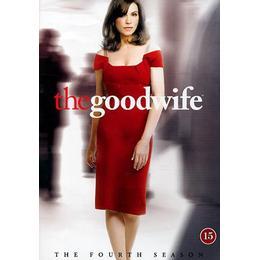 The good wife: Säsong 4 (6DVD) (DVD 2012)