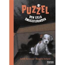 Puzzel: den lilla smuggelhunden (Kartonnage, 2010)
