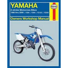 Yamaha YZ80/85/125/250 2-Stroke Motocross Bikes (Pocket, 2008)