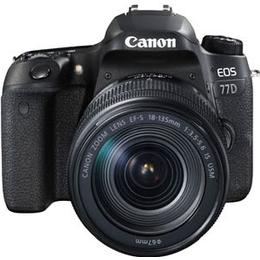 Canon EOS 77D + 18-135mm F3.5-5.6 IS USM