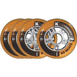 K2 Skate Performance 84mm 82A 4-pack