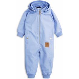 Mini Rodini Pico Baby Overall - Light Blue (1711010250)