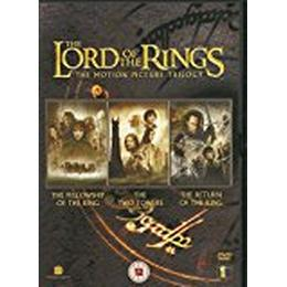Lord Of The Rings Trilogy (Theatrical Edition Box Set (Slim (DVD)
