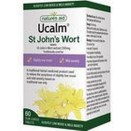 Natures Aid Ucalm 300mg 60 st