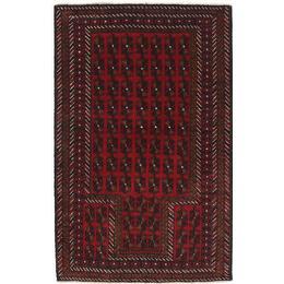 CarpetVista NAZB3413 Beluch (89x139cm) Flerfärgad
