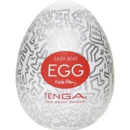 Tenga Egg Party Keith Haring Edition