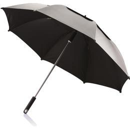 "XD Design 27"" Hurricane Storm Umbrella Grey (P850.502)"