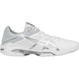 Asics Gel-Solution Speed 3 M - White/Silver