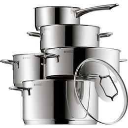 WMF Astoria Stainless Steel Set Kastruller med lock 5 delar