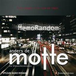 MemoRandom (Ljudbok nedladdning, 2014)
