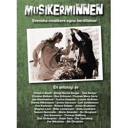 Musikerminnen: svenska musikers egna berättelser (Kartonnage, 2015)
