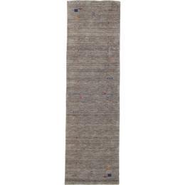 RugVista CVD15899 Gabbeh Loom (80x300cm) Grå