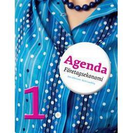 Agenda 1 Företagsekonomi Faktabok (Häftad, 2012)