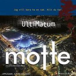 UltiMatum (Ljudbok nedladdning, 2015)