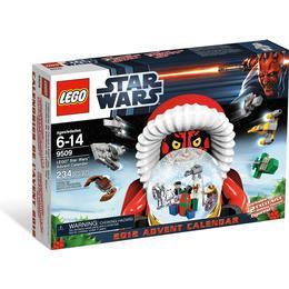 Lego Star Wars Adventskalender 2012 9509