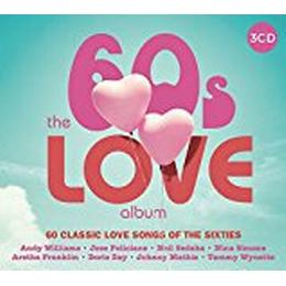 Various Artists - The 60s Love Album